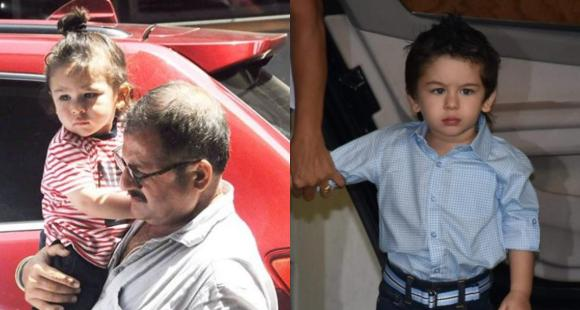 Taimur Ali Khan has sported at least 5 hairstyles in the last three years and they are all simply adorable
