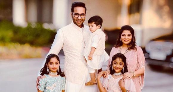 Tollywood star's wife and four kids stuck abroad amid coronavirus pandemic