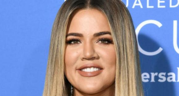 Tristan Thompson reacts to Khloe Kardashian's new hair makeover; Drops fire emojis on her picture