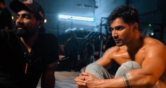Varun Dhawan wishes Street Dancer 3 director Remo D'Souza on his birthday; Says 'next steps gonna be the best'