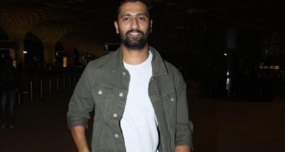 Vicky Kaushal raids his fridge at 3 AM and the treasure he finds will leave you salivating; Check it out