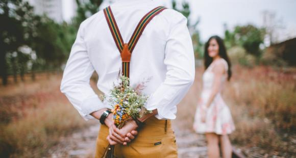 Courtship what relationship a is STAGES in