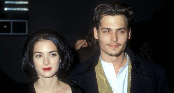When Johnny Depp fell in love with Winona Ryder before dating Amber Heard: I love her more than I love myself