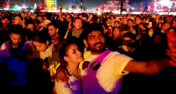 When Nayanthara and Vignesh Shivan had a gala time during their vacation in THIS throwback photo