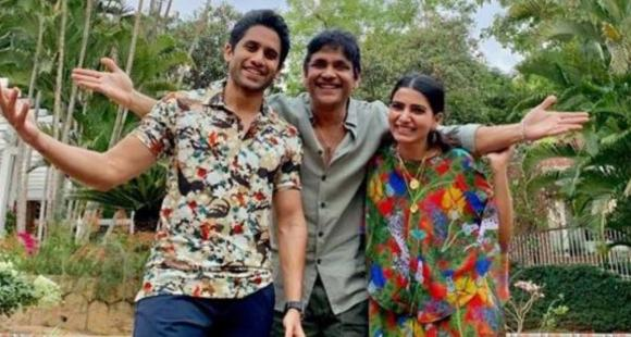When a scared Naga Chaitanya was up at 5:45 AM to meet his dad Nagarjuna after he was linked with an actress thumbnail