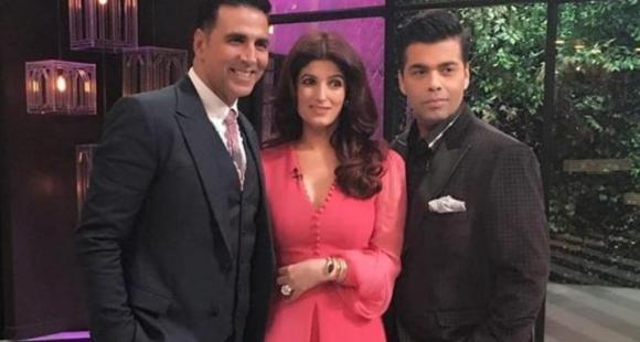 When Twinkle Khanna said Akshay Kumar has 'extra inches' over Khans and TROLLED KJo for staring at his crotch