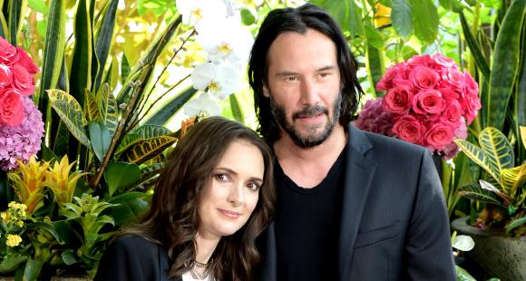 Winona Ryder REVEALS how it was Keanu Reeves' gentlemanly attitude that led to their thirty year friendship