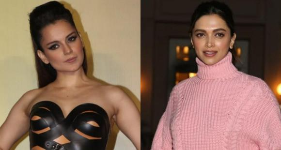 Kangana Ranaut takes a dig at Deepika Padukone as she shares a glimpse of her film on World Mental Health Day
