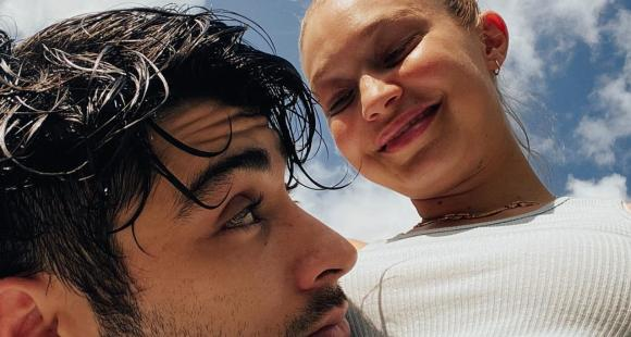Zayn Malik adorably rests his head on Gigi Hadid's baby bump in these UNSEEN pregnancy photos - PINKVILLA