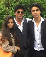 News,shah rukh khan,star kids,Aryan Khan,Suhana Khan,bollywood debut,Karan Johar