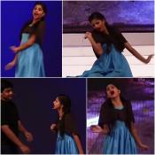 Video,Suhana Khan,shah rukh khan,SRK,suhana actress,suhana srk,star kids,suhana on stage