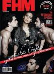 Esha Gupta looks crackling on this spicy cover of FHM