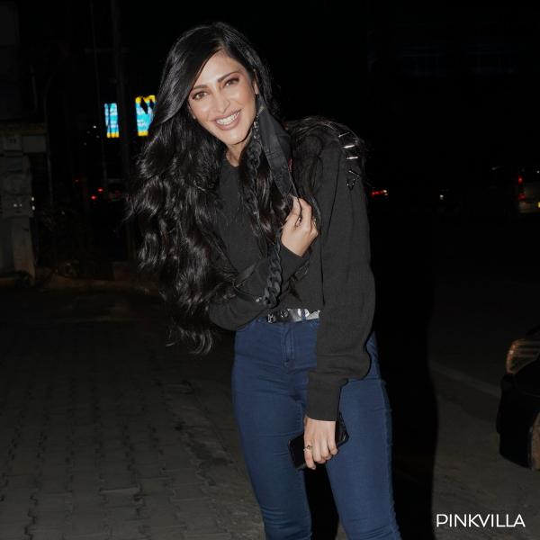 , PICS: Shruti Haasan drops style lessons as she stuns in trendy casuals,