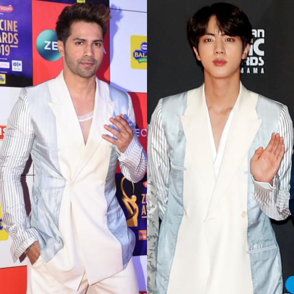 when varun dhawan wore an outfit inspired by bts jin desimys wondered if he stans worldwide handsome mainimage