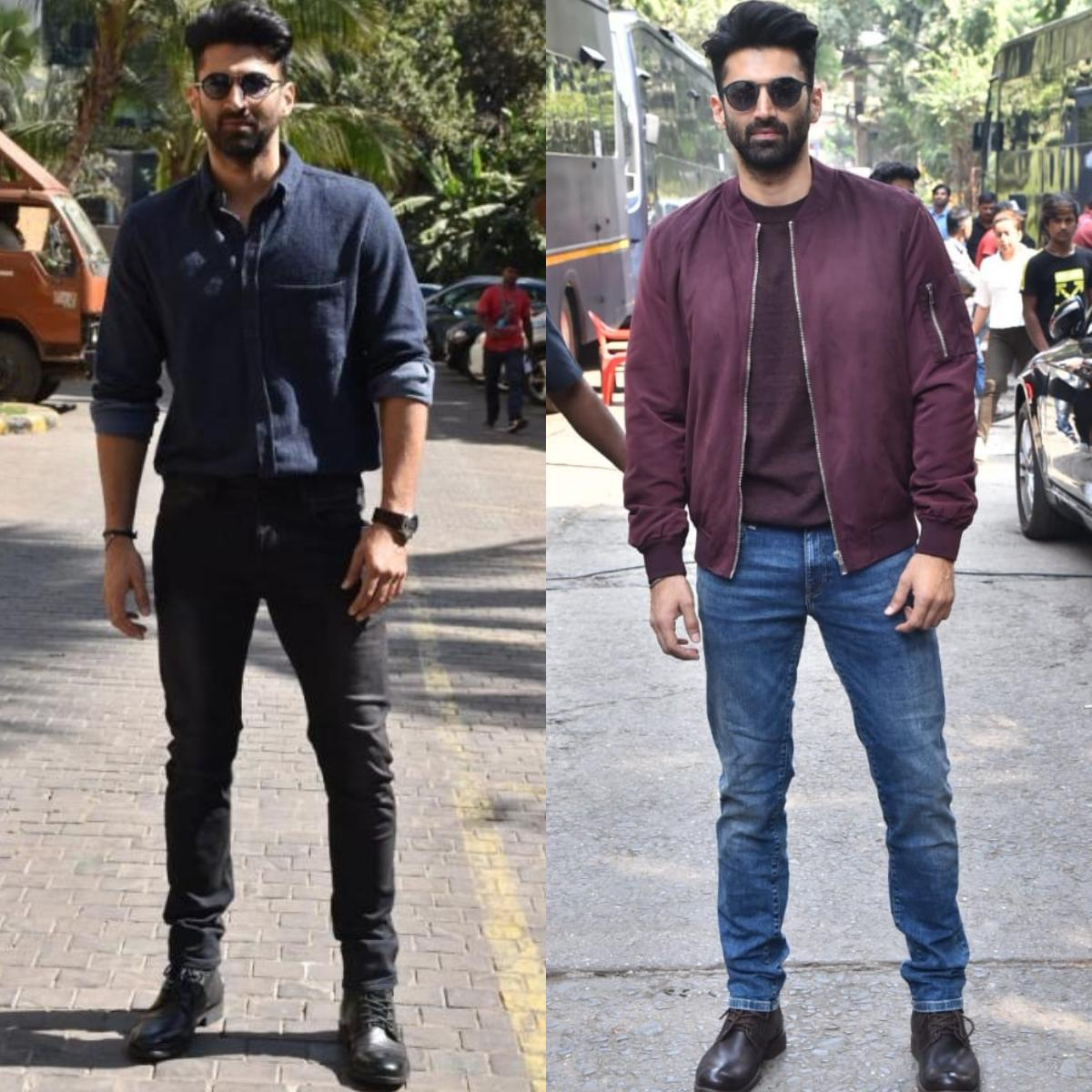 Aditya Roy Kapur Malang Actor Proves Men Can Rule The Style Game Effortlessly With These Promotional Looks