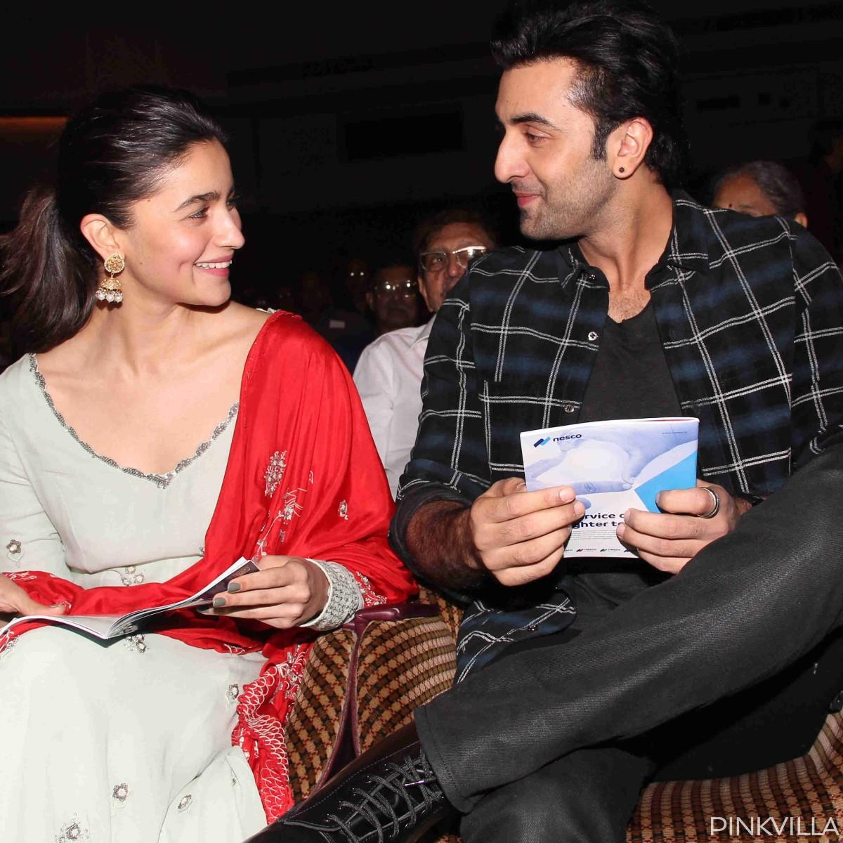 alia bhatt and ranbir kapoor look smitten with each other in these candid throwback photos 1