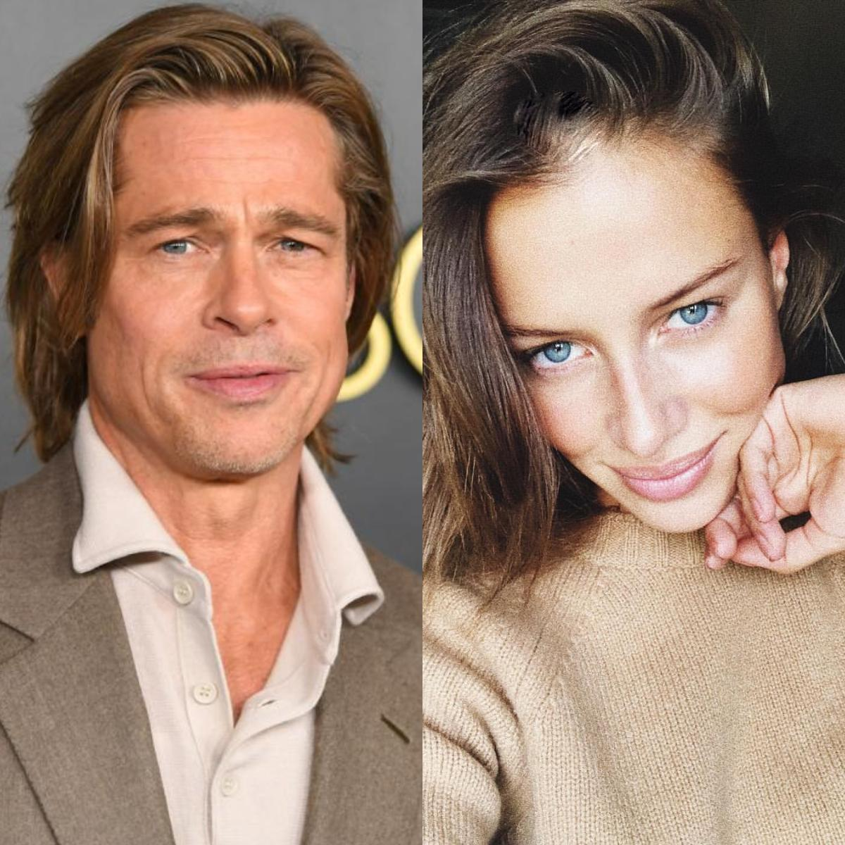 All You Need To Know About Brad Pitt S Rumoured Girlfriend Nicole Poturalski As Their Romance Heats Up