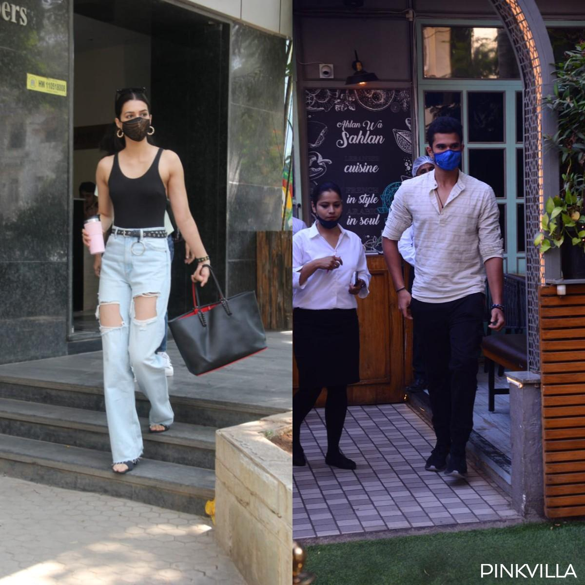 Latest papped PHOTOS