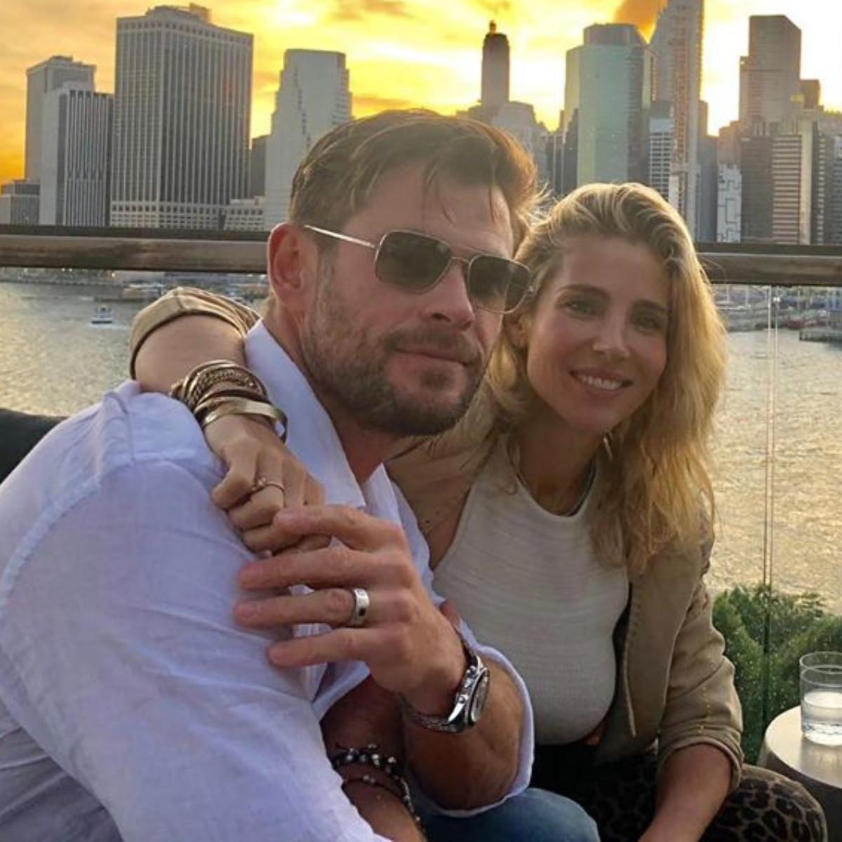 Extraction Star Chris Hemsworth And Elsa Pataky Married After Dating For 3 Months Check Out Their Love Story