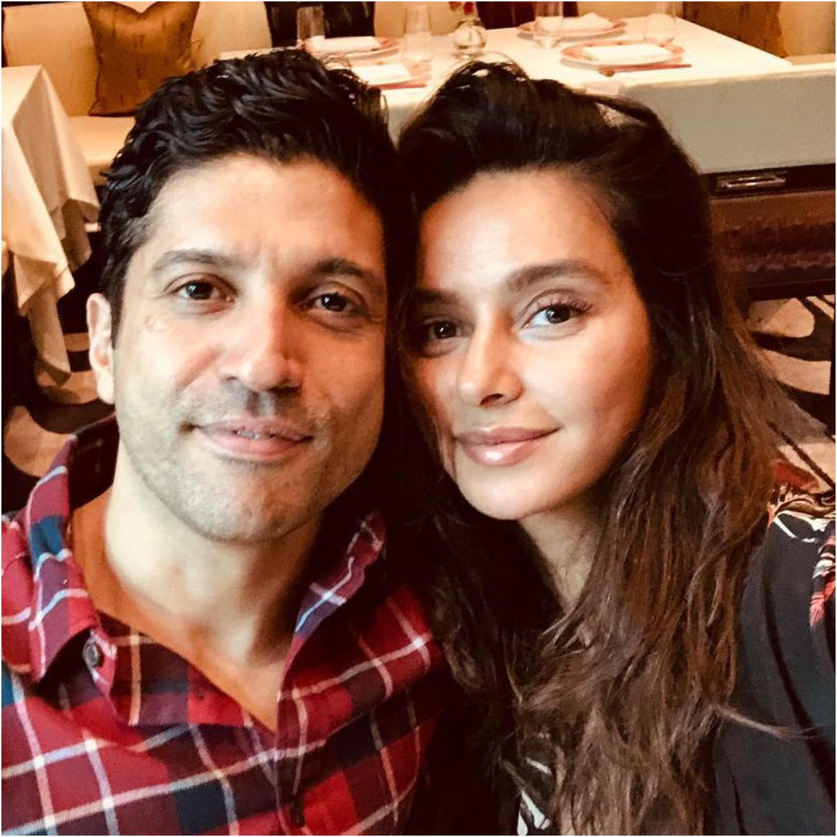 Farhan Akhtar and Shibani Dandekar's love story will make you root for this  celebrity couple even more