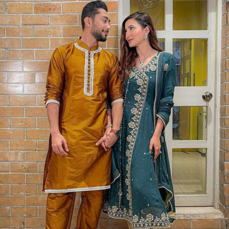 Gauahar Khan gives us major fashion goals as she dons stunning ETHNIC outfits