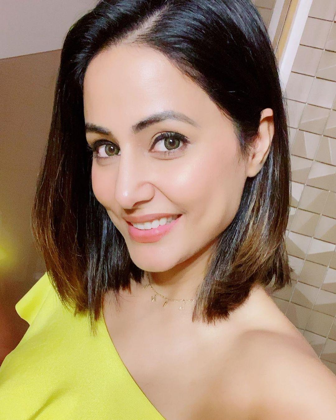Hina Khan These Photos Of The Actress Prove She Can Pull Off Short Hair Like A Star