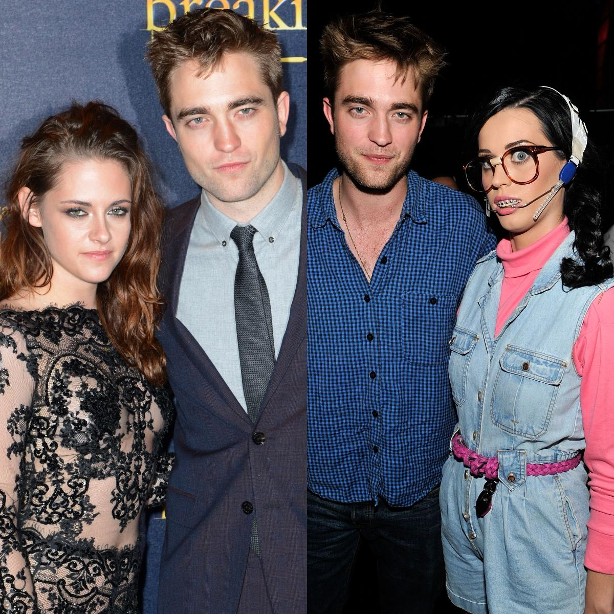 who is dating rob pattinson