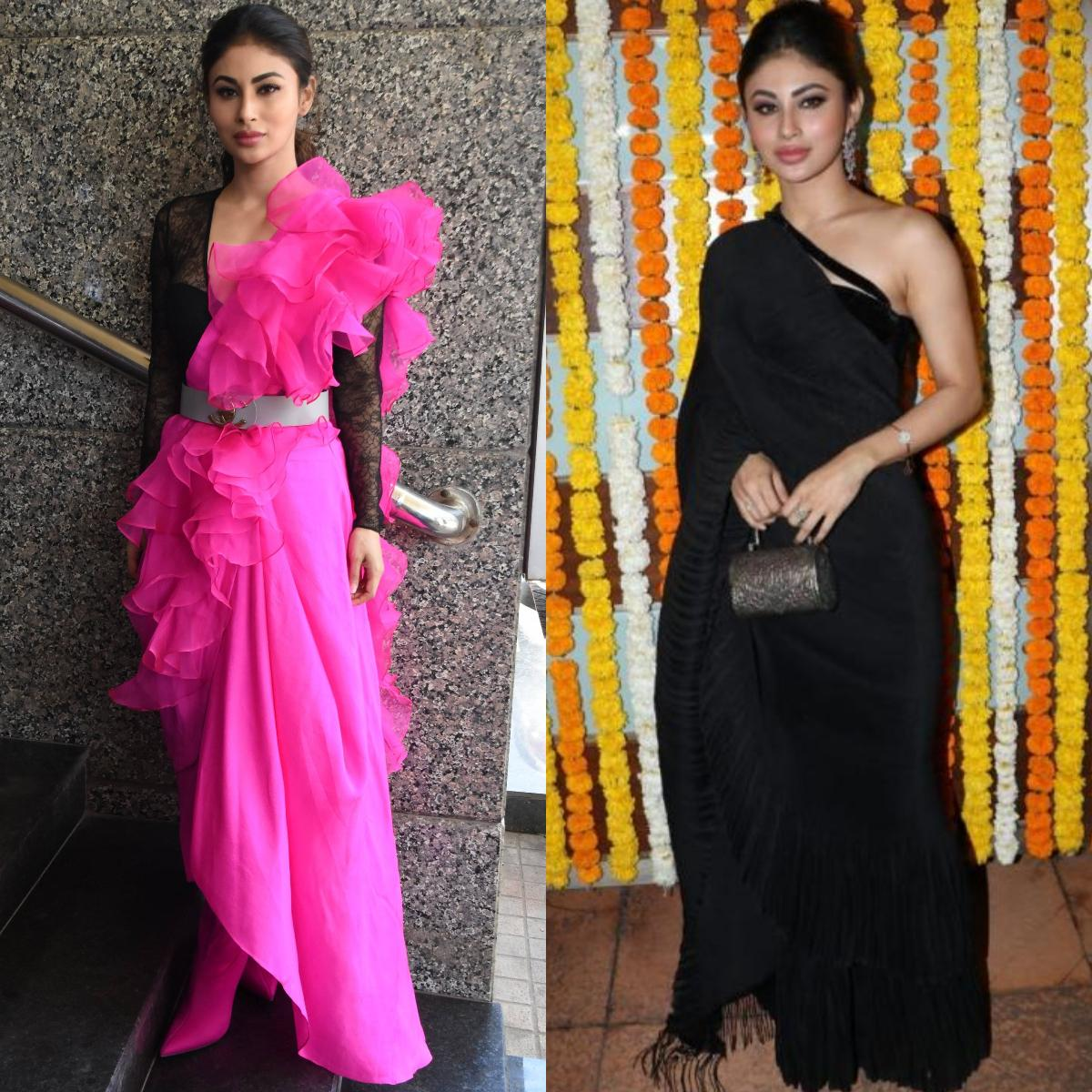 PHOTOS: Mouni Roy's amazing collection of sarees will make you wish they  were a part of your closet