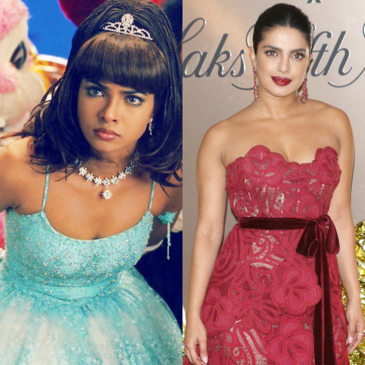 Priyanka Chopra From Miss World At 18 To B Town Journey Being A