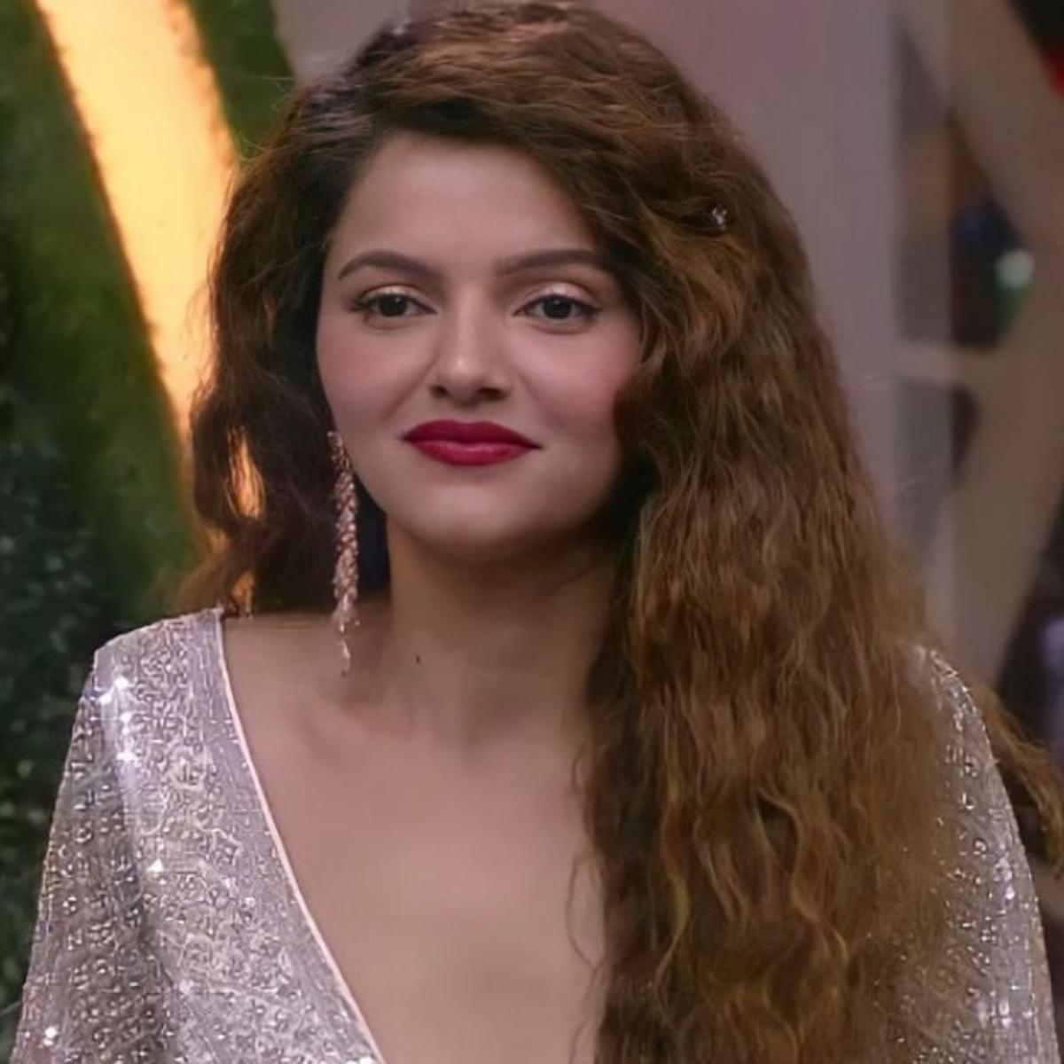 Rubina Dilaik's hairstyles from Bigg Boss 14