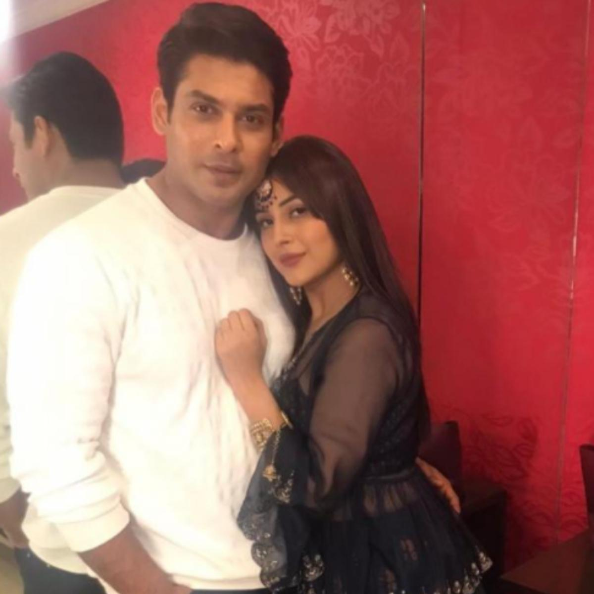 Sidharth Shukla and Shehnaaz Gill's pictures