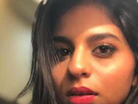 Celebrity Style,Suhana Khan,suhana khan beauty,suhana khan makeup