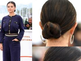 Chanel,cannes,selena gomez,Best Dressed,Cannes 2019