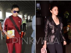 Celebrity Style,Chanel,alexander mcqueen,alia bhatt,airport,airport style,Adidas,Pull and Bear,Airport Fashion