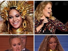 Discussion,Beyonce,Adele,Grammy Awards 2017