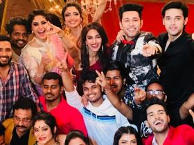 As Kasautii Zindagii Kay becomes No 1, Parth Samthaan pens a note for Erica Fernandes, Ekta Kapoor & the team