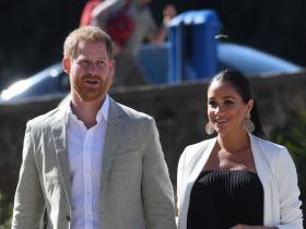 Prince Harry and Meghan Markle's baby's birth to be REVEALED first to this person