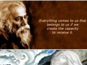 People,rabindranath tagore,quotes,inspiration