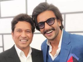 News,sachin tendulkar,Ranveer Singh,ICC World Cup 2019