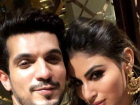 Mouni Roy's message for Aamna Sharif on her anniversary is