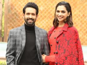 Photos,Deepika Padukone,Vikrant Massey,Chhapaak screening