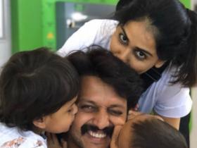 News,genelia d'souza,riteish deshmukh,Happy Birthday Riteish Deshmukh