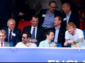 Ed Sheeran,Hollywood,ICC World Cup 2019