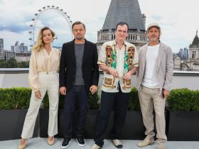 Quentin Tarantino,Once Upon A Time In Hollywood,Hollywood