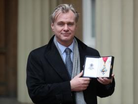 Christopher Nolan,Prince William,Hollywood,Tenet