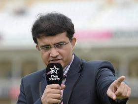 It will be great to work with Virat Kohli if I become India coach someday: Sourav Ganguly