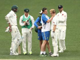 Concussion substitutes to be allowed from Ashes: Reports
