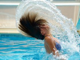 Beauty,hair care,hair care tips,swimming