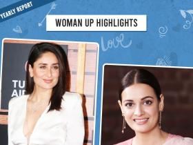 News,Dia Mirza,Neena Gupta,Kareena Kapoor Khan,Woman Up,Half Yearly Report 2020