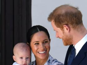ARCHIE,Queen Elizabeth II,Meghan Markle,Prince Harry,royal family,Hollywood